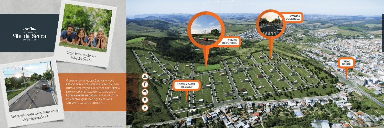 Vila da Serra, Carandaí,  Minas Gerais