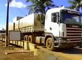 Transporte de grãos sofre com alta do frete